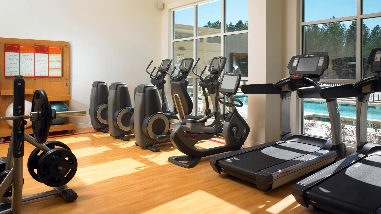 Sheraton Houston West Hotel - Fitness Center