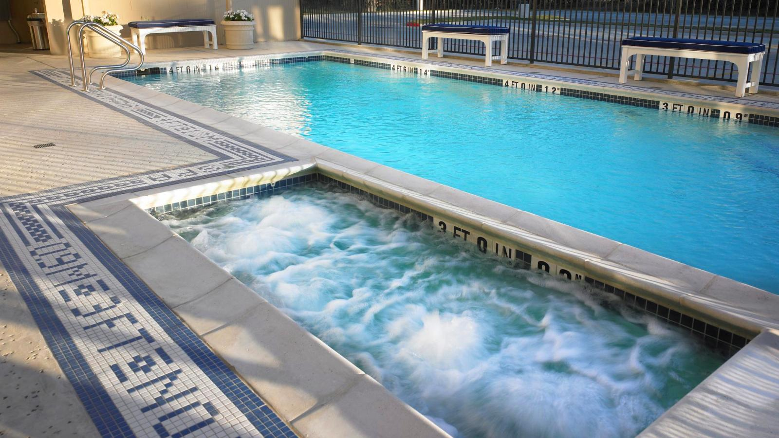 Sheraton Houston West - Outdoor Pool