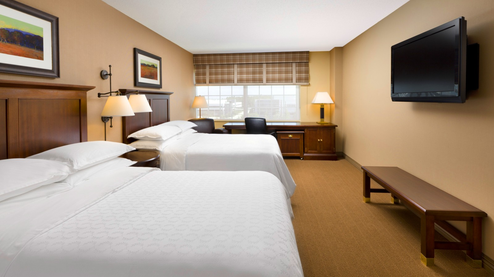 Double Guest Room - Sheraton Houston West Hotel