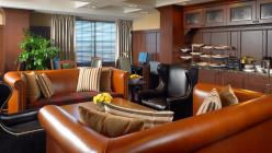 Sheraton Houston West Hotel - Sheraton Club lounge