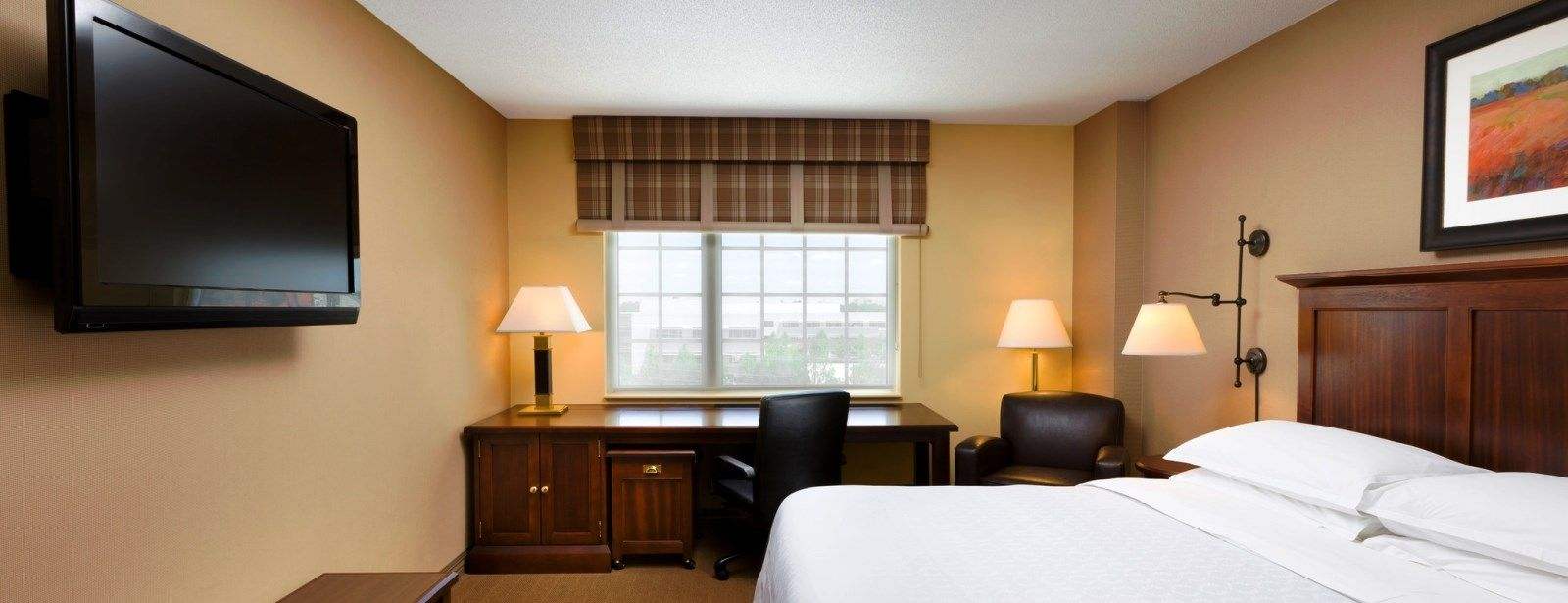 Houston Accommodations - Sheraton Houston West Hotel